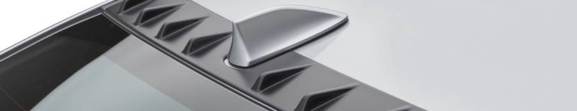 Add style to your Subaru with a SPT Vortex Generator available at Subaru Superstore
