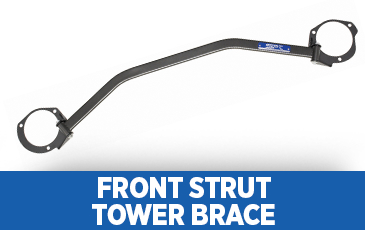 Click to view our Subaru front strut tower brace information serving Phoenix, AZ
