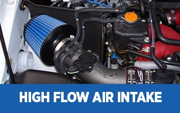 Click to view our High Flow Air Intake information in Chandler, AZ