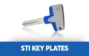 Click to view our STi Key Plates information in Chandler, AZ