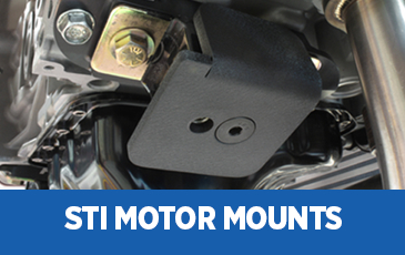 Click to view our Subaru STI motor mounts information serving Phoenix, AZ