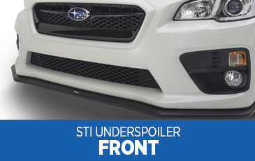 Browse our STI Front Under Spoiler information at Subaru Superstore of Chandler