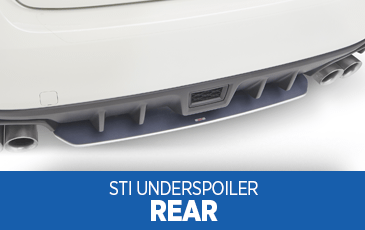 Browse our STI Rear Under Spoiler information at Subaru Superstore of Chandler