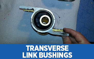 Click to view our Subaru STI Transverse Link Bushings performance parts information in Chandler, AZ