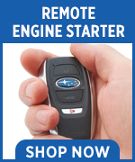 Click to shop for genuine Subaru remote starters in Chandler, AZ