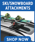 Click to shop for genuine Subaru ski and snowboard attachments in Chandler, AZ