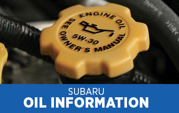 Click to get answers to Subaru Oil and Oil Change FAQs in Chandler, AZ