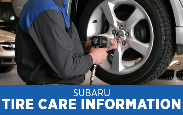 Click to get answers to Subaru Tire FAQs in Chandler, AZ