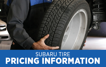 Click to get answers to Subaru Tire Pricing FAQs in Chandler, AZ