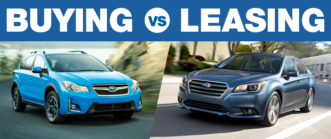 Learn about the benefits of leasing vs. buying your next new Subaru at Subaru Superstore in Chandler, AZ