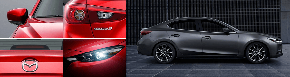 2018 Mazda3 Exterior Styling