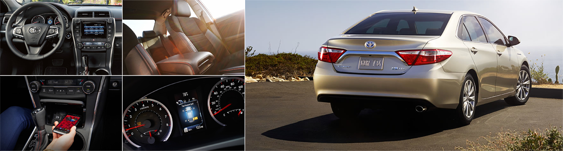 Compare the new 2016 Subaru Legacy to the 2016 Camry in Chandler, AZ