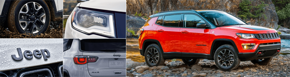 2018 Jeep Compass Exterior Styling