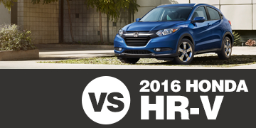 Click to Compare the 2016 Subaru Forester VS  Honda HR-V at Subaru Superstore