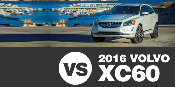 Click to Compare the 2016 Subaru Forester VS Volvo XC60 at Subaru Superstore
