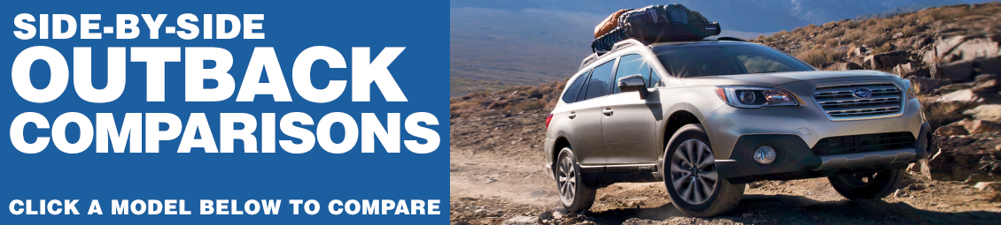 Compare 2016 Subaru Outback VS The Competition at Subaru  Superstore