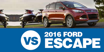 Click to Compare The 2016 Subaru Crosstrek & 2016 Ford Escape Models