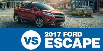 Click to Compare the 2017 Subaru Forester VS Ford Escape at Subaru Superstore