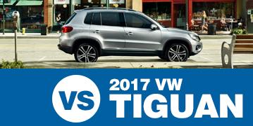 Click to Compare the 2017 Subaru Forester VS Volkswagen Tiguan at Subaru Superstore
