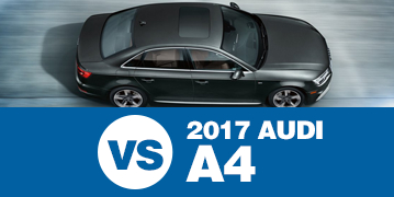 Click to Compare the 2017 Subaru Impreza VS Audi A4 at Subaru Superstore