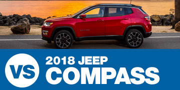 Browse our 2018 Subaru Crosstrek vs 2018 Jeep Compass comparison in Chandler, AZ