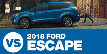 Click to research our 2018 Subaru Forester vs 2018 Ford Escape comparison in Chandler, AZ