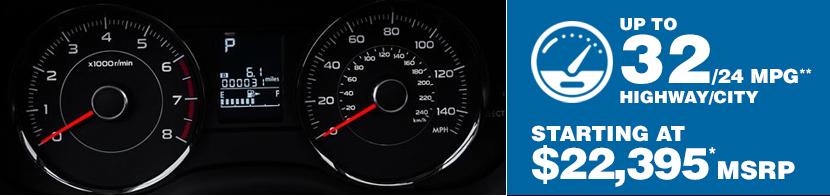 2016 Subaru Forester Fuel Mileage
