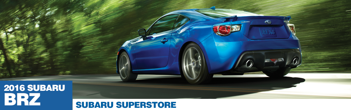 New 2016 Subaru BRZ Model Details in Chandler, AZ