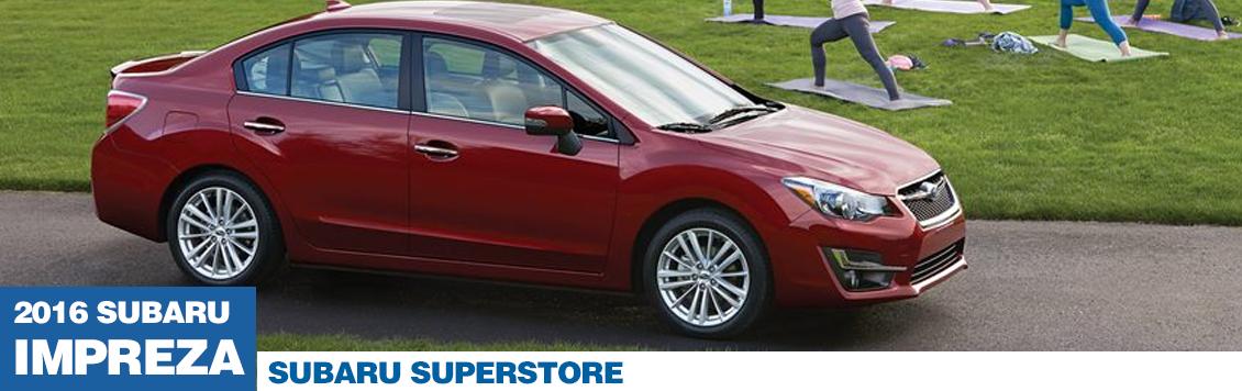 New 2016 Subaru Impreza Model Details in Chandler, AZ