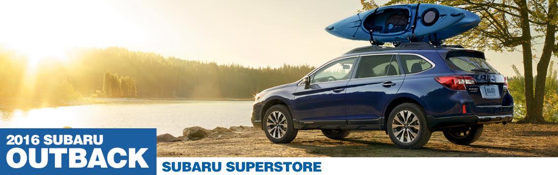 New 2016 Subaru Outback Model Information in Chandler, AZ
