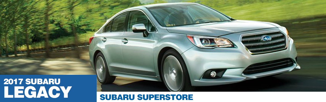 2017 Subaru Legacy Model Information