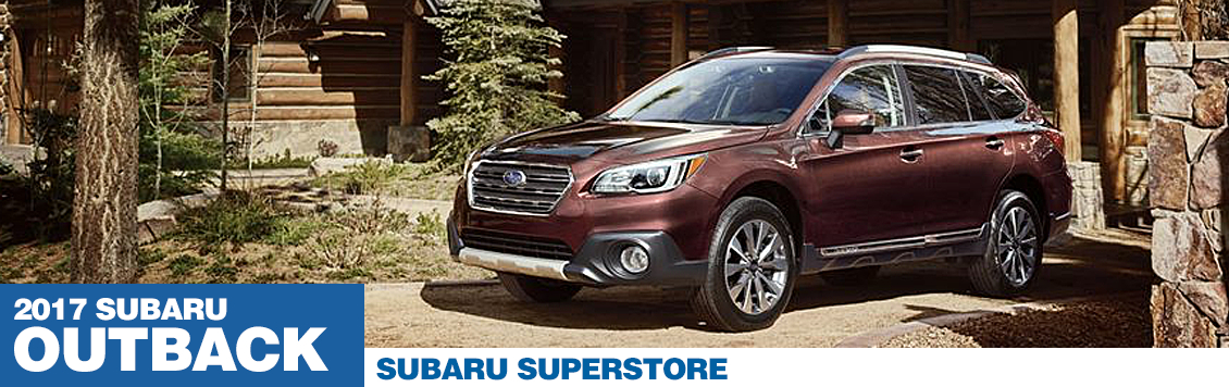 2017 Subaru Outback Model Specs, Features and Information