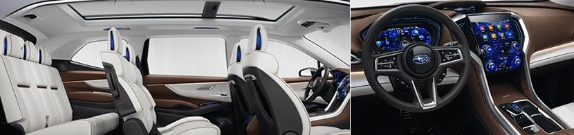 2018 Subaru Ascent model MSRP & MPG