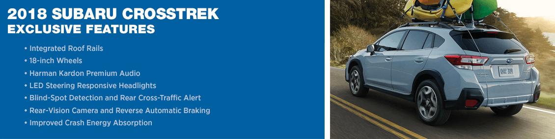 2018 Subaru Crosstrek Model Features