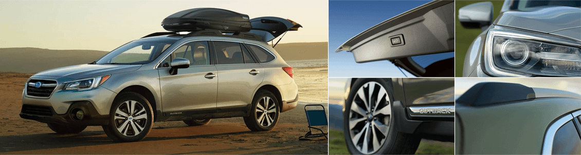 2018 Subaru Outback Exterior Style
