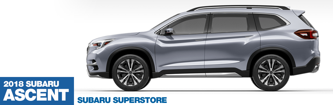 Research the 2018 Subaru Ascent model at Subaru Superstore of Chandler