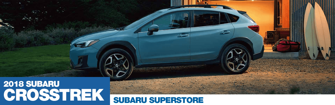 2018 Subaru Crosstrek Model Specifications and Information