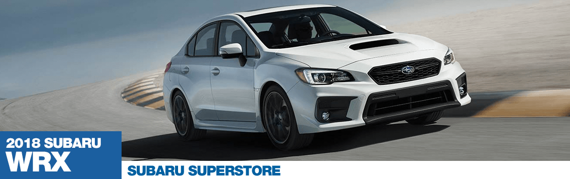 Research the 2018 Subaru WRX model at Subaru Superstore of Chandler