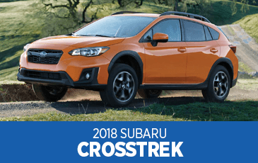 Click to research the 2018 Subaru Crosstrek model at Subaru Superstore serving Chandler, AZ