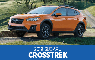 Browse our 2019 Crosstrek model information at Subaru Superstore of Chandler