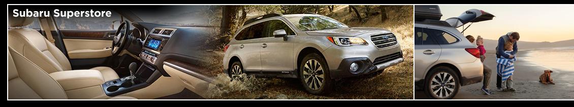 2015 Subaru Outback Model
