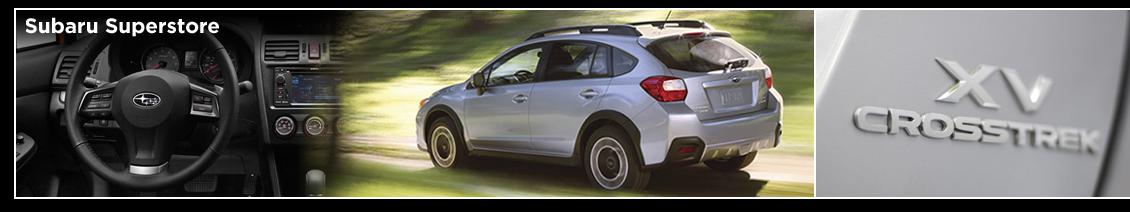 2015 Subaru XV Crosstrek Model