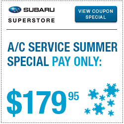 Click Coupon to Get A Headstart On Summer with this Air Conditioning System Service Special