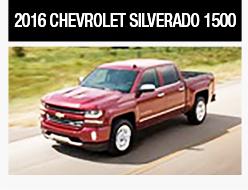 Click to compare the 2016 Ram 1500 & 2016 Chevrolet Silverado 1500 models in Tacoma, WA