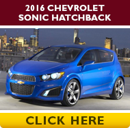 Click to Compare The 2016 FIAT 500 Pop & 2016 Chevrolet Sonic LT Hatchback Models in Tacoma, WA