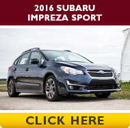 Click to Compare The 2016 FIAT 500X & 2016 Subaru Impreza Sport Models in Tacoma, WA