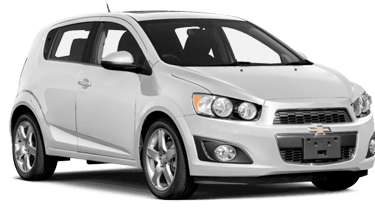 2016 Chevrolet Sonic LT Hatchback Model