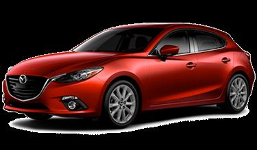 2016 Mazda3 5-Door Model