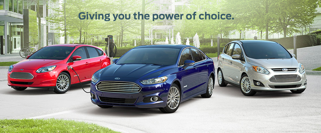 Ford Eco-Friendly Models in Tacoma, WA