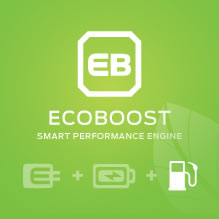 Ford ECOBOOST Smart Performance Engine